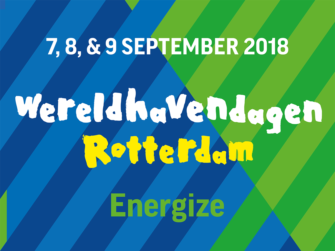 Wereldhavendag (7-9 september 2018)